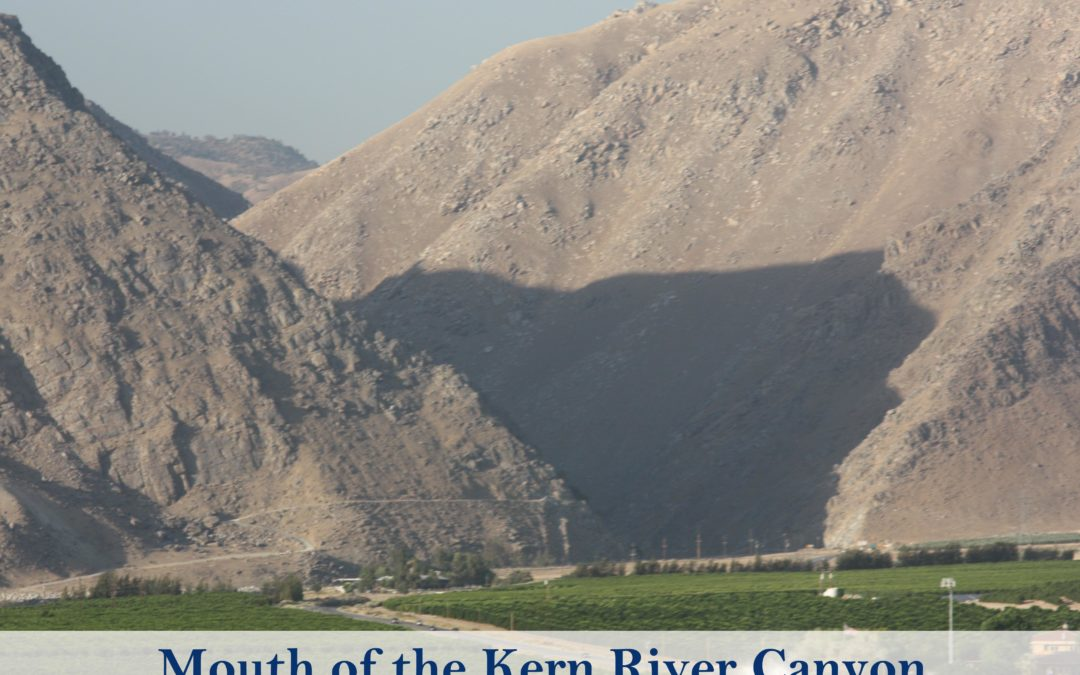 Kern Water Bank May 10, 2019