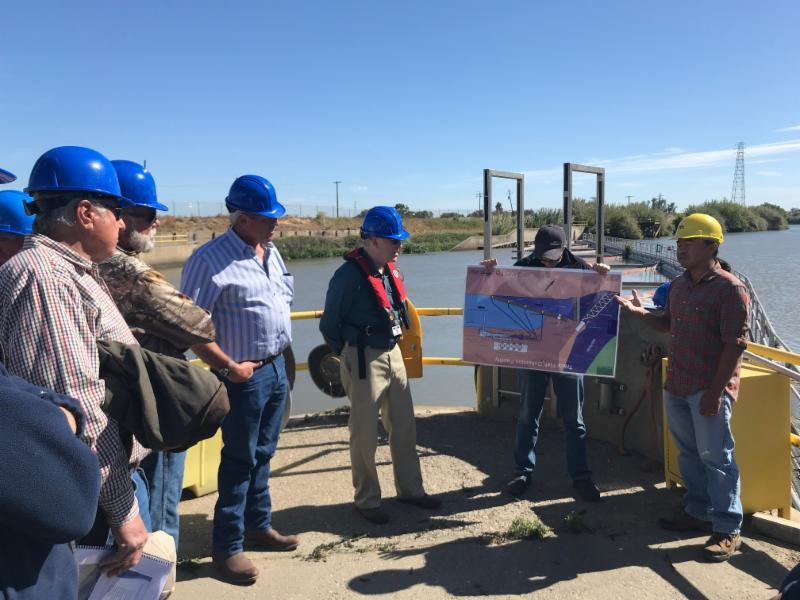 San Luis Delta Mendota Water Authority October 10, 2019