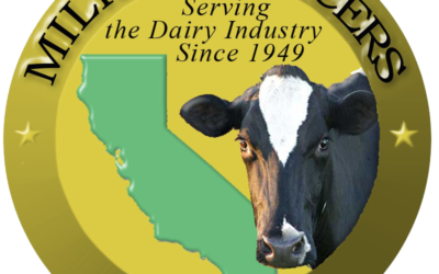 SGMA and Dairies; An Editorial by Geoff Vanden Heuvel