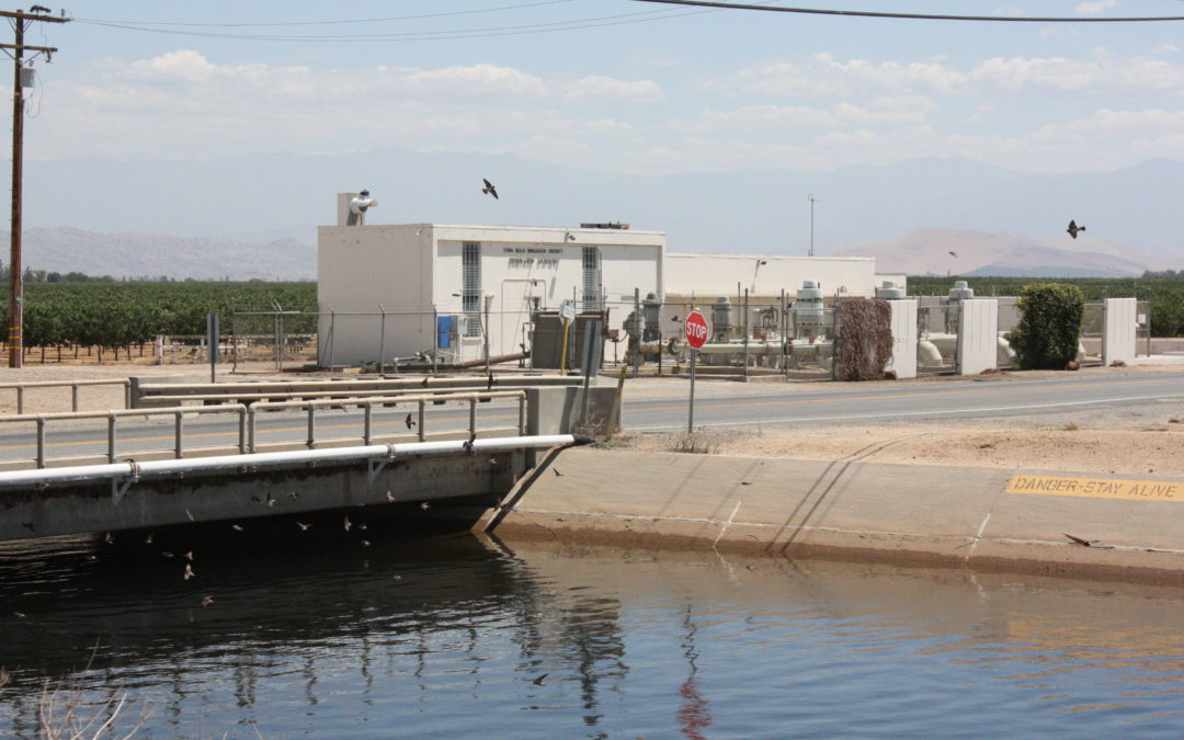 A Fix is Proposed to Address Sinking Land Beneath the Friant-Kern Canal